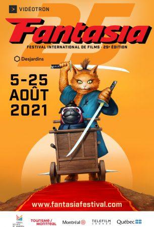 Fantasia 2021 affiche