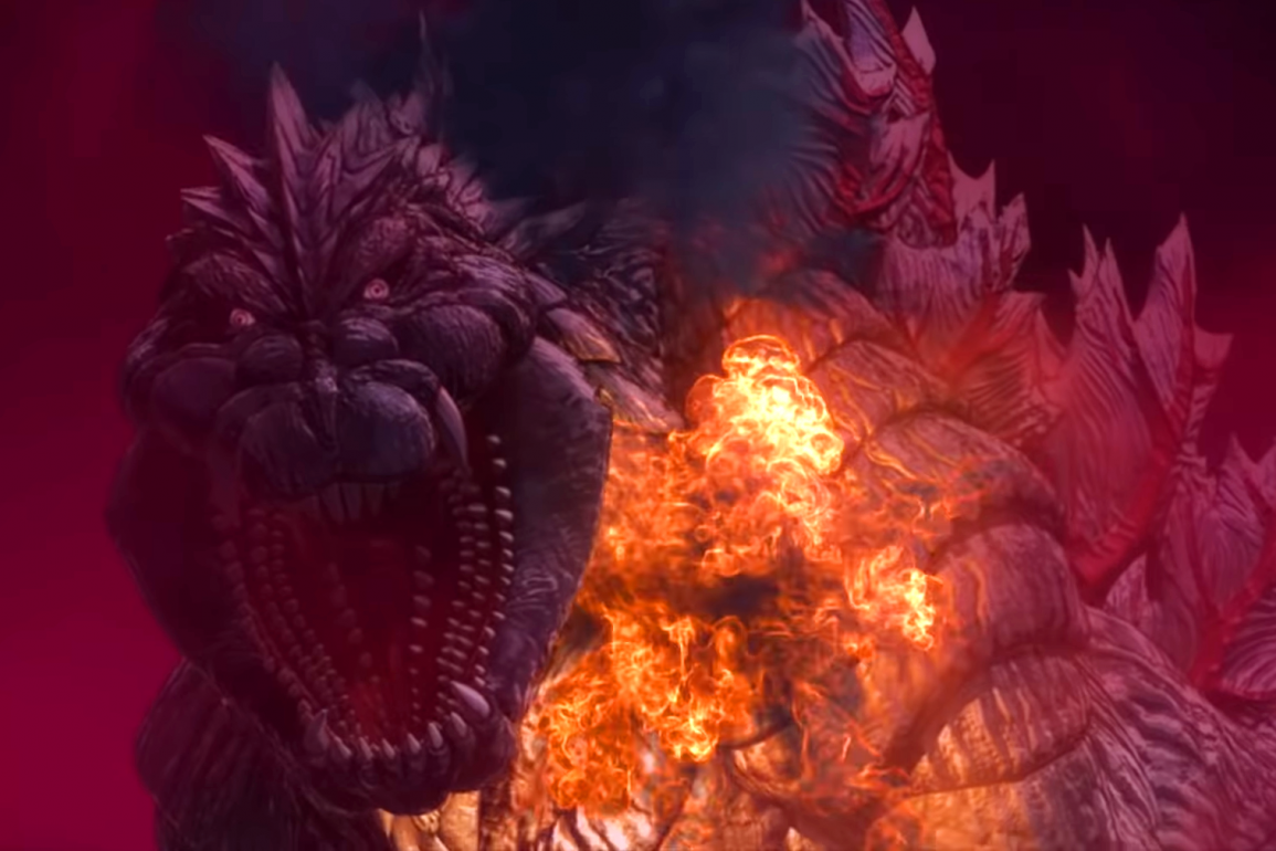 Godzilla Singular Point Official Trailer Netflix Anime 1 41 screenshot 1