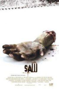 Saw affiche fil,