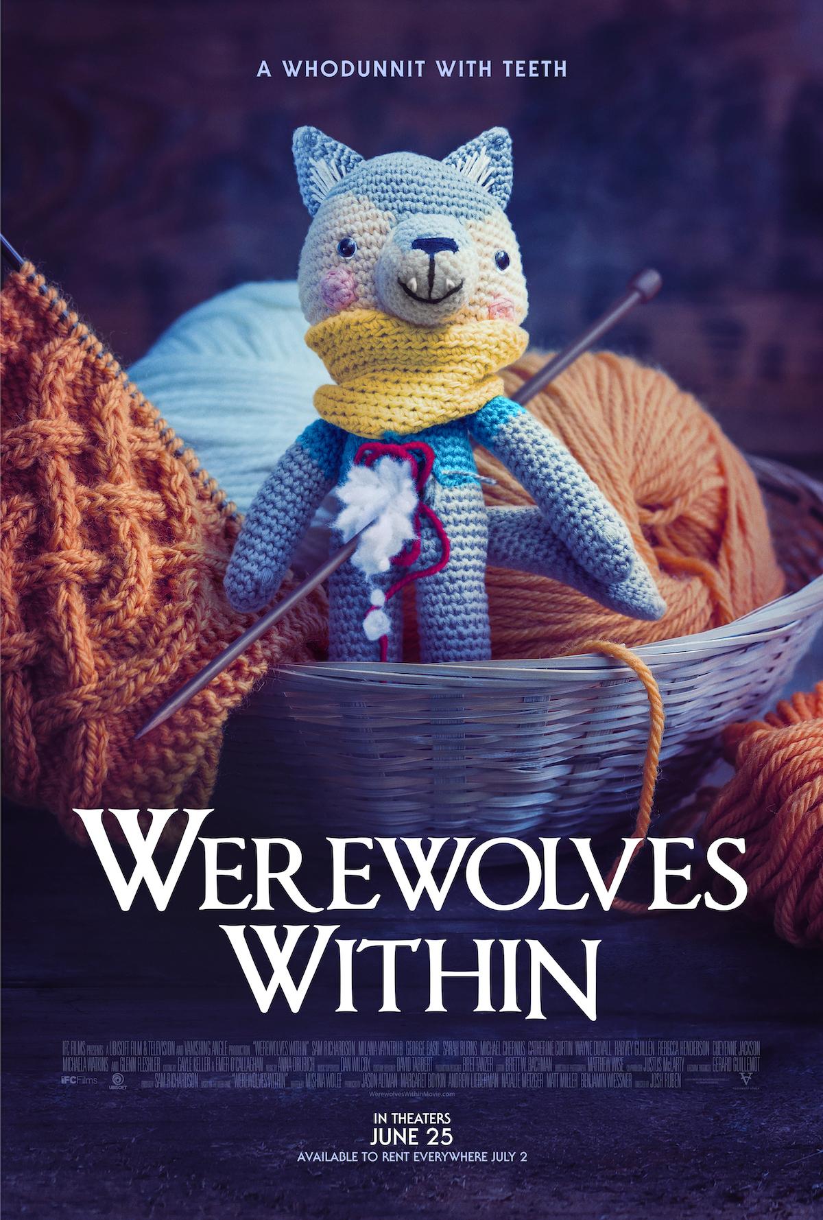 Werewolves Within affiche film