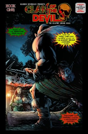 clan of the devil the sawney beane saga