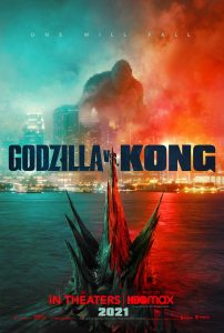 Godzilla vs Kong affiche film