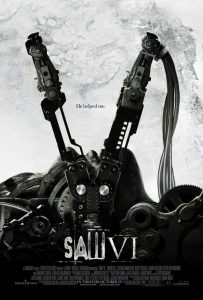 Saw VI affiche film