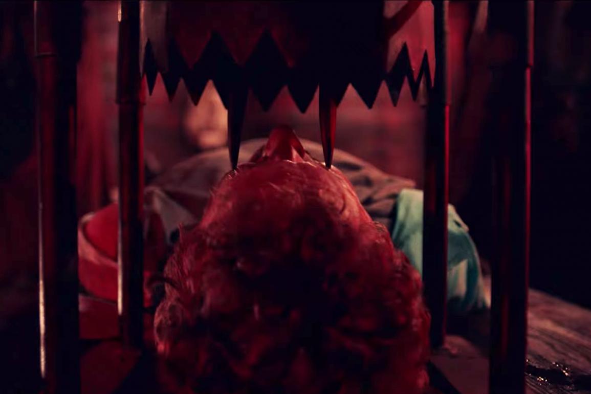 A Classic Horror Story Official Teaser Netflix 0 31 screenshot