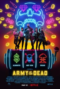 Army of the dead affiche film