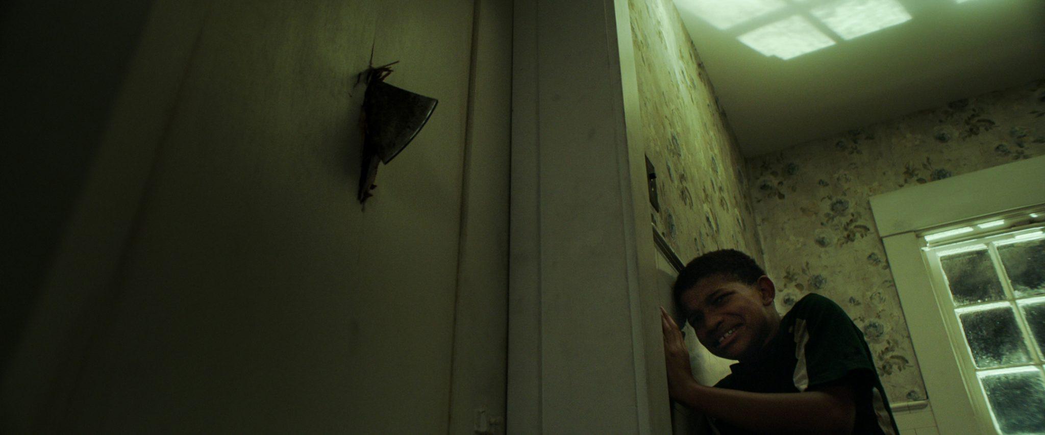 The Boy Behind the Door image film