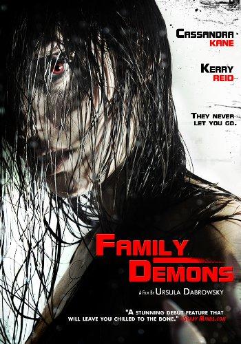 Family Demons pochette DVD