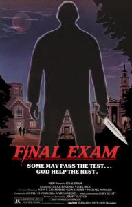 Final exam image film