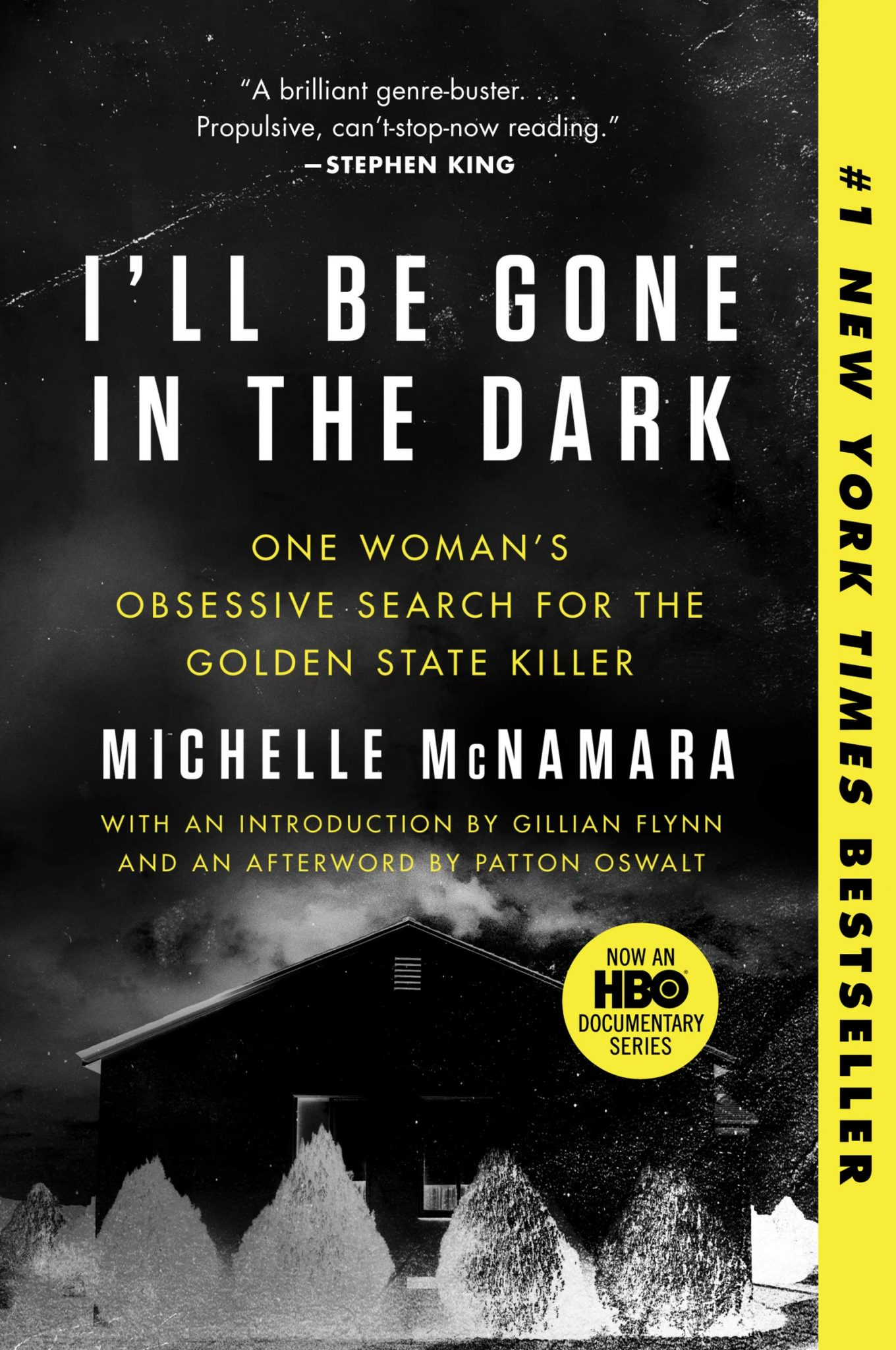 I'll Be Gone In The Dark couverture livre
