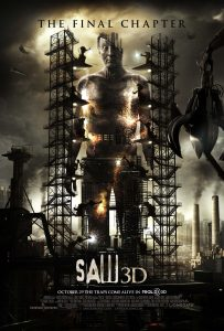 Saw xii final chapter affiche film