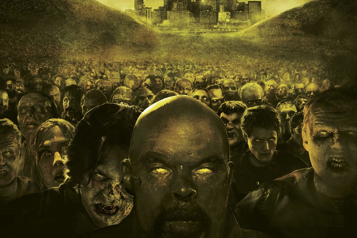 land of the dead romero