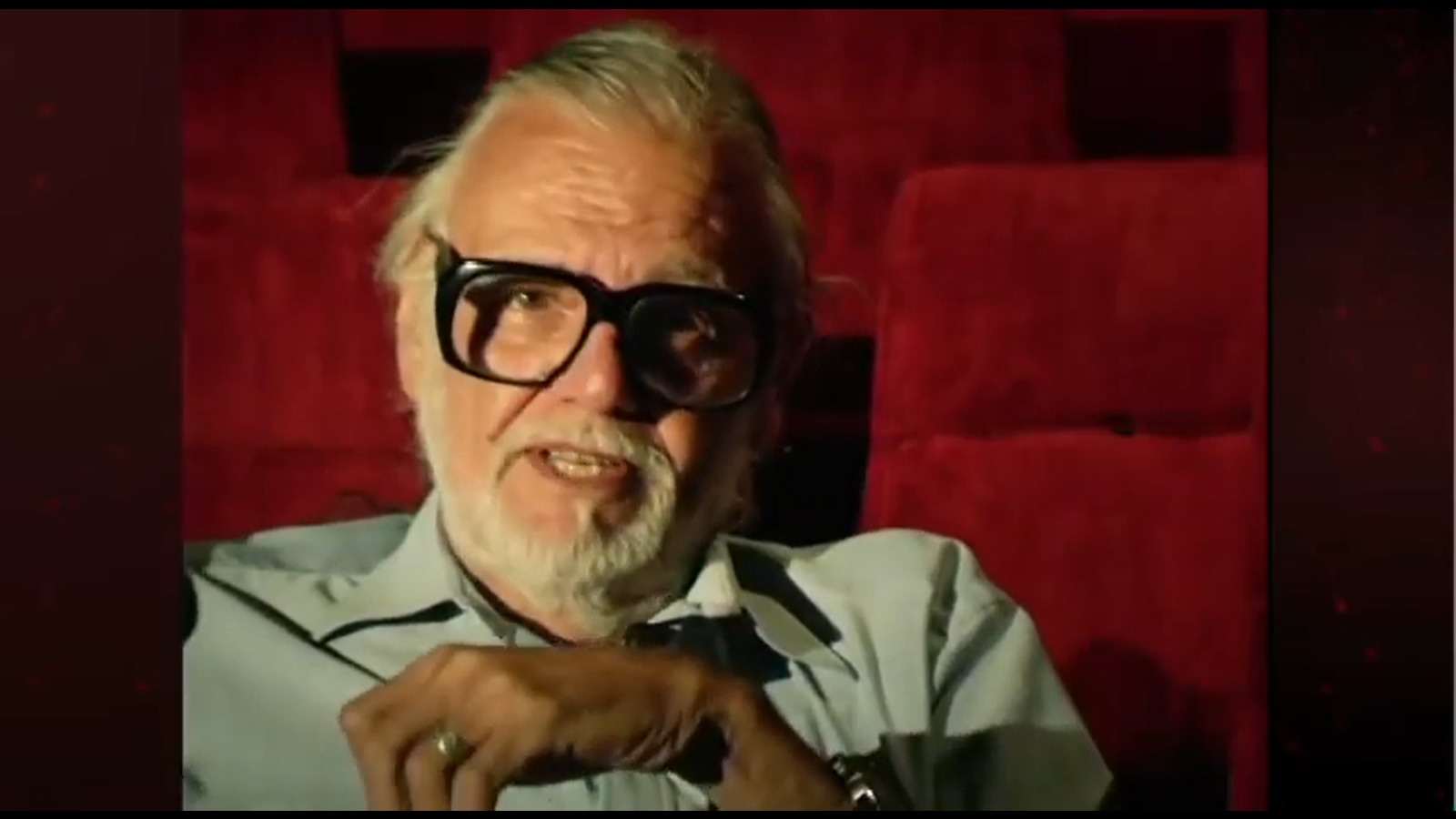 Under the scares George A Romero