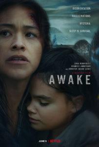 Awake Netflix affiche film