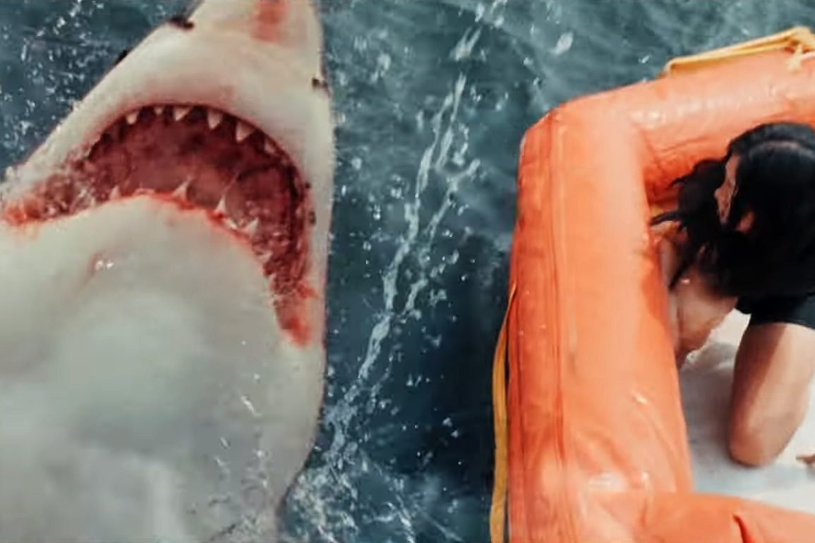GREAT WHITE Official Trailer 1 37 screenshot