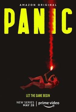 Panic affiche Netflix