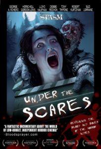 Under the scares affiche film