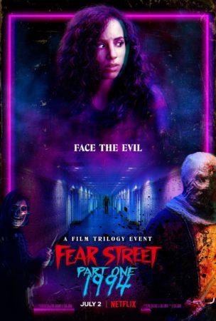 fear street part 1 1994 official poster