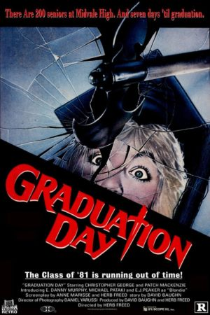 Graduation Day affiche film