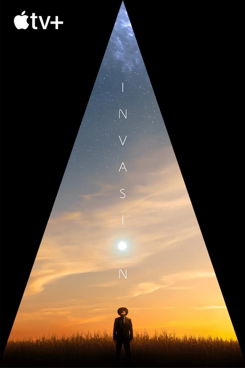 Invasion affiche Apple TV+