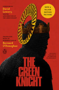 The green Knight affiche film