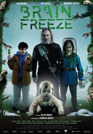 Brain Freeze affiche film
