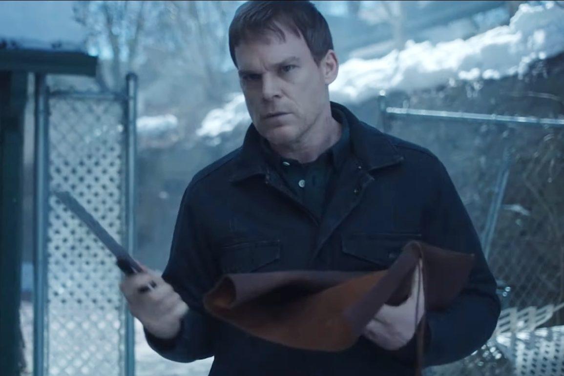 Dexter New Blood 2021 Exclusive Sneak Peek Trailer SHOWTIME 1 4 screenshot 1