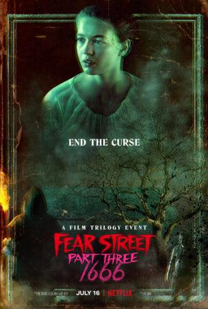 Fear Street Part 3 1666 affiche film