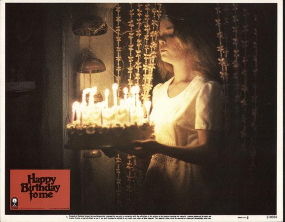 Happy Birthday to me image film