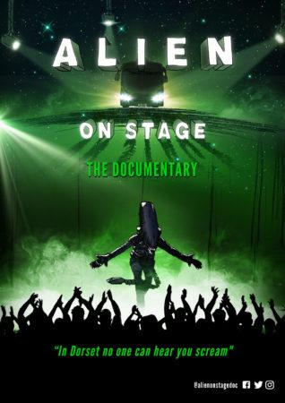 Alien on Stage affiche film