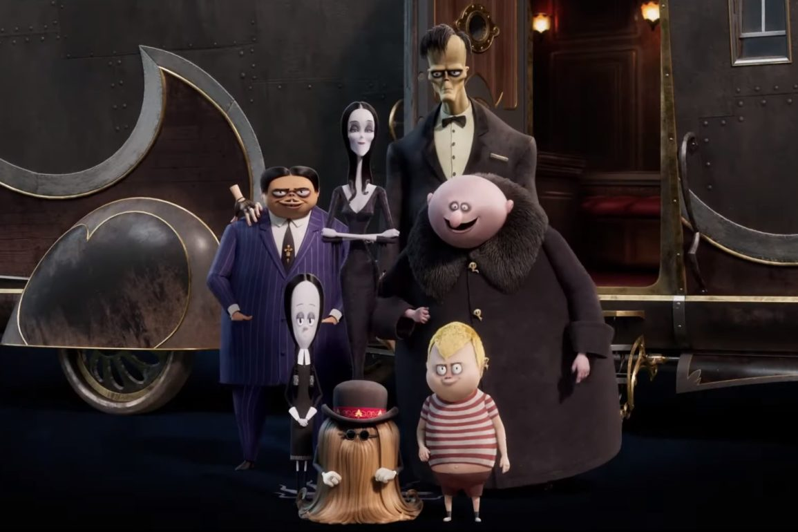 THE ADDAMS FAMILY 2 Official Trailer MGM 0 3 screenshot