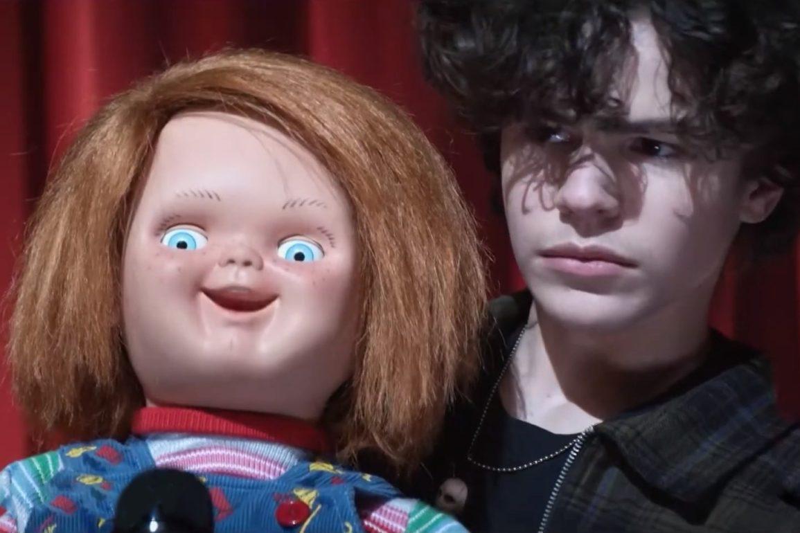 The Legacy of Chucky Comic Con@Home 2021 12 21 screenshot
