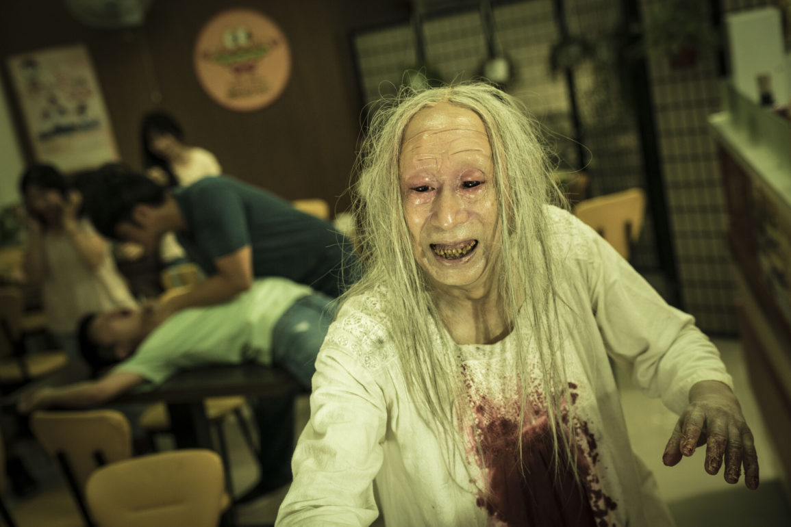 The Sadness movie film horror infection zombies 哭悲 2021 2