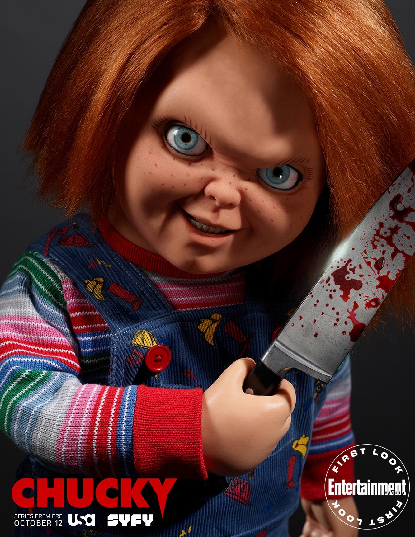 Chucky affiche série SyFy