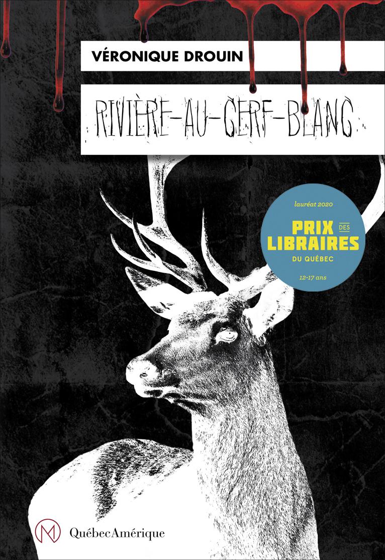 Rivière au cerf blanc couverture livre