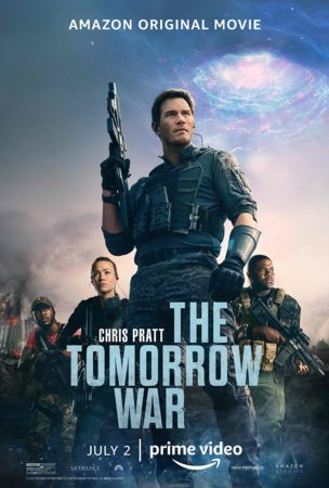 The Tomorrow War affiche film