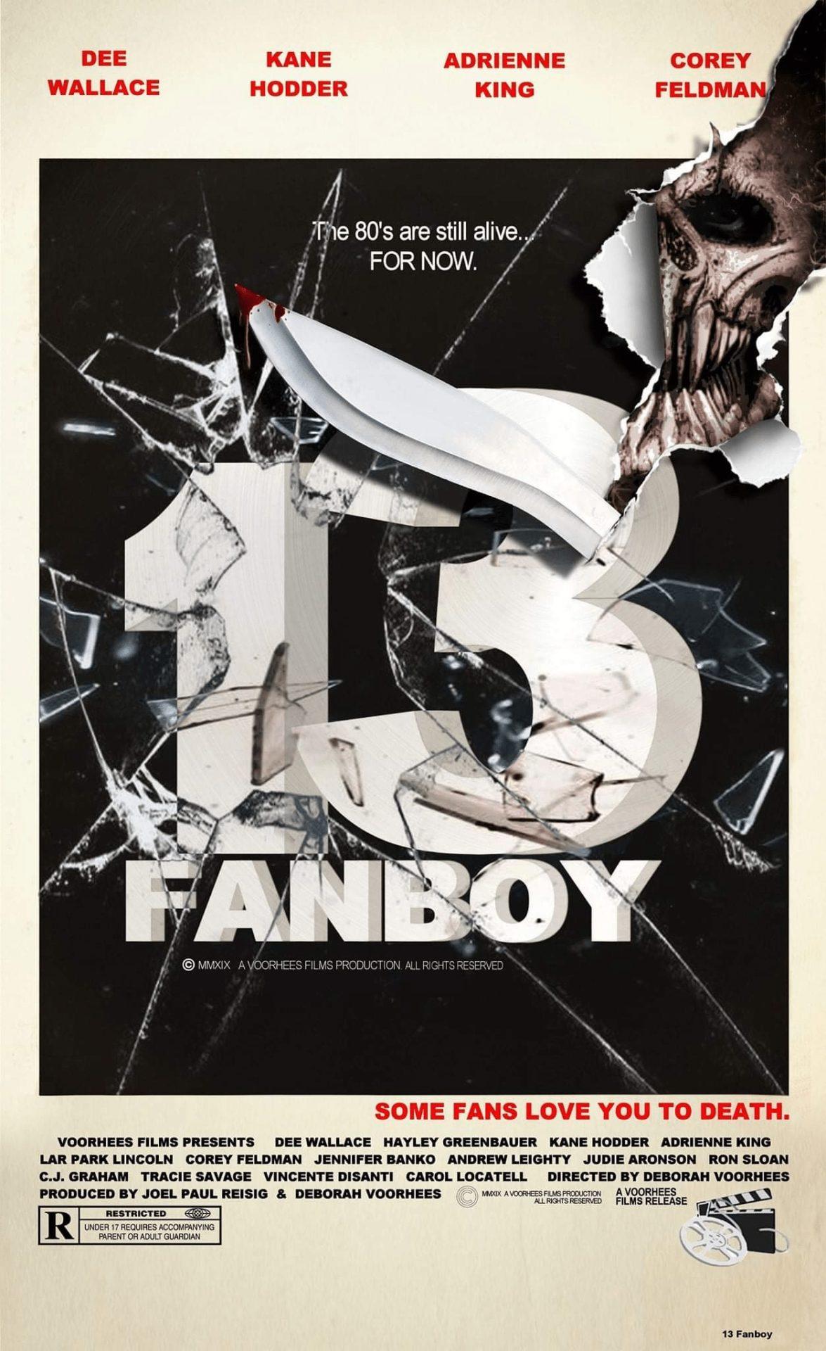 13 Fanboy affiche film