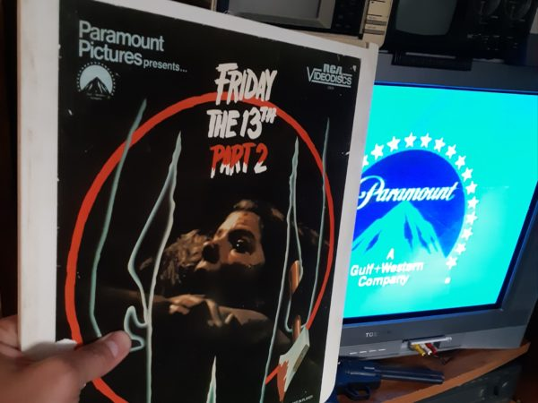 Friday the 13th Part 2 image film