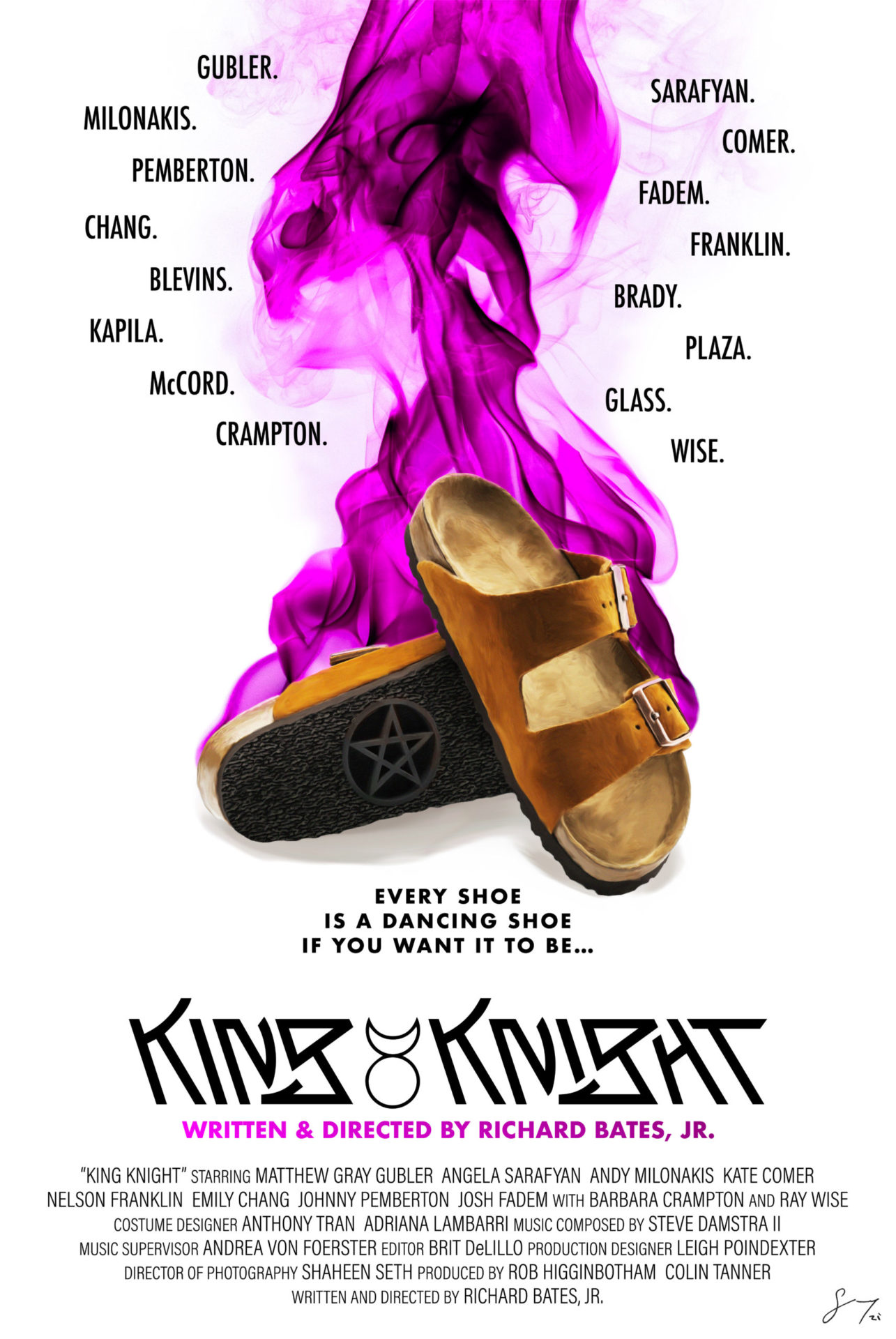 KingKnight Poster 24x36 ScottMay scaled 1