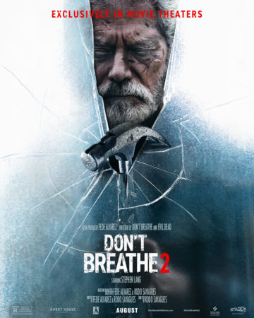 Don't Breathe 2 affiche film