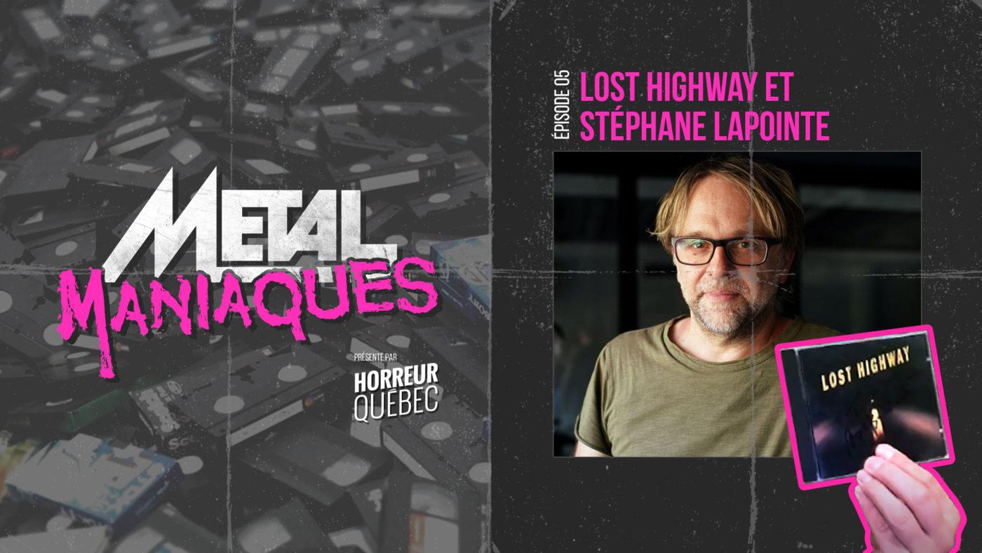 MetalManiaque StephaneLapointe