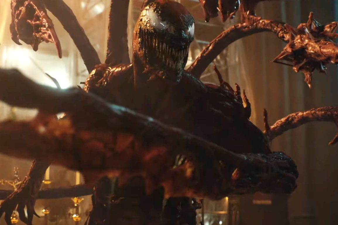 VENOM LET THERE BE CARNAGE Official Trailer 2 HD 1 54 screenshot