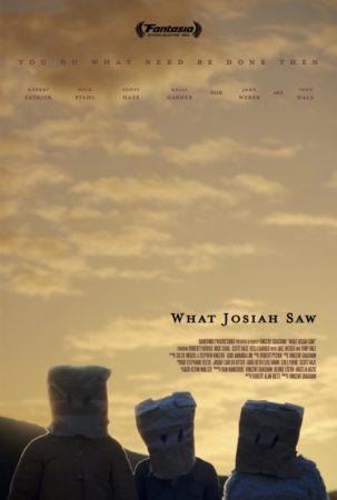 What Josiah Saw affiche film