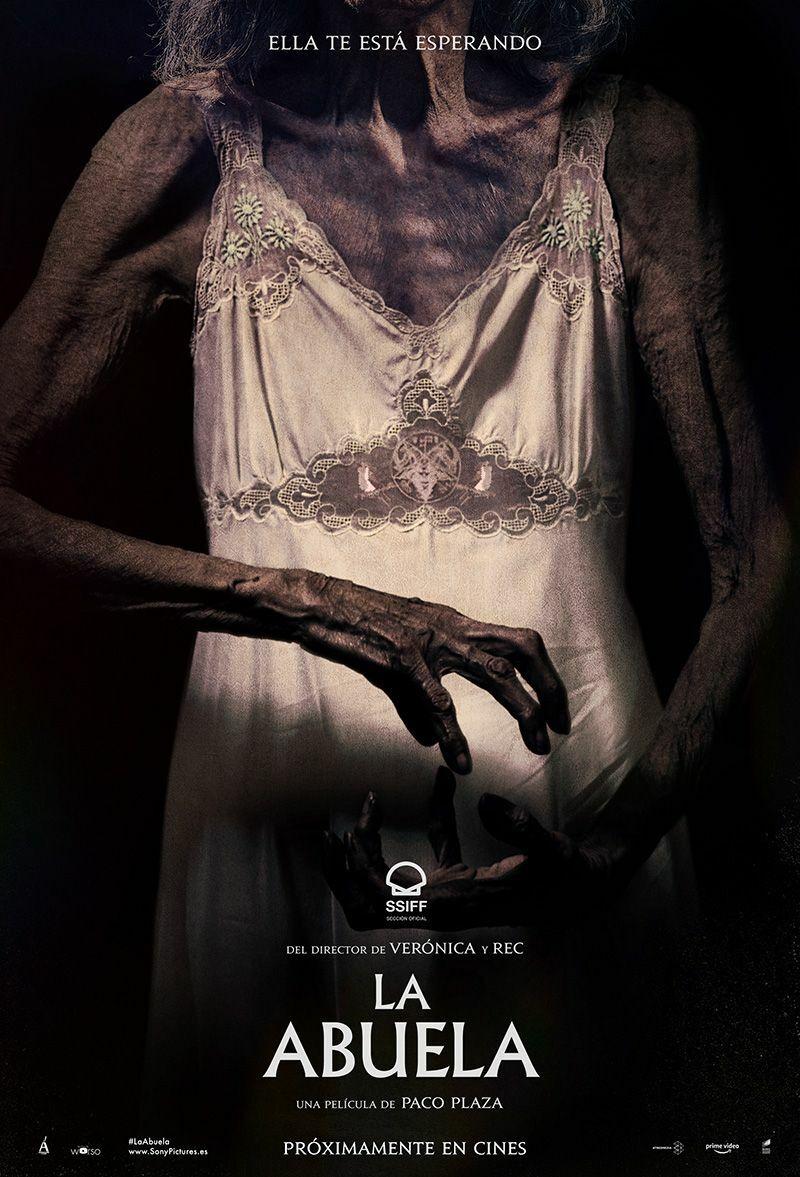 Grandmother affiche film Netflix