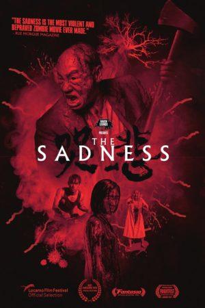 The Sadness affiche film