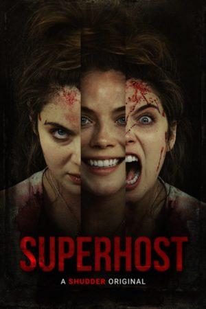 Superhost affiche film