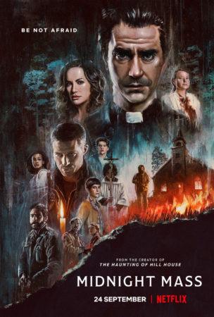 Midnight Mass affiche série Netflix