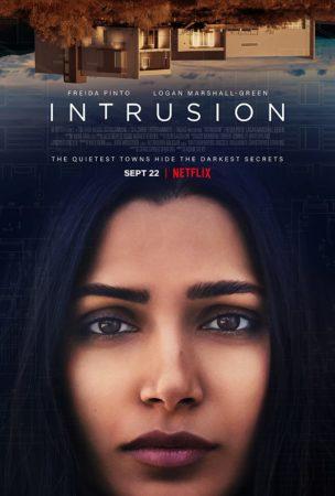 Intrusion affiche film Netflix