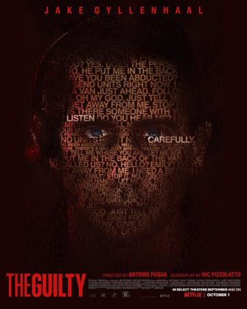 The Guilty affiche film Netflix